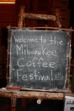 Milwaukee Coffee Festival 2013…is now…over